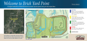 Brick Yard Point Trails