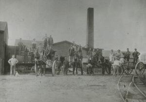 I.L. Stiles circa 1913